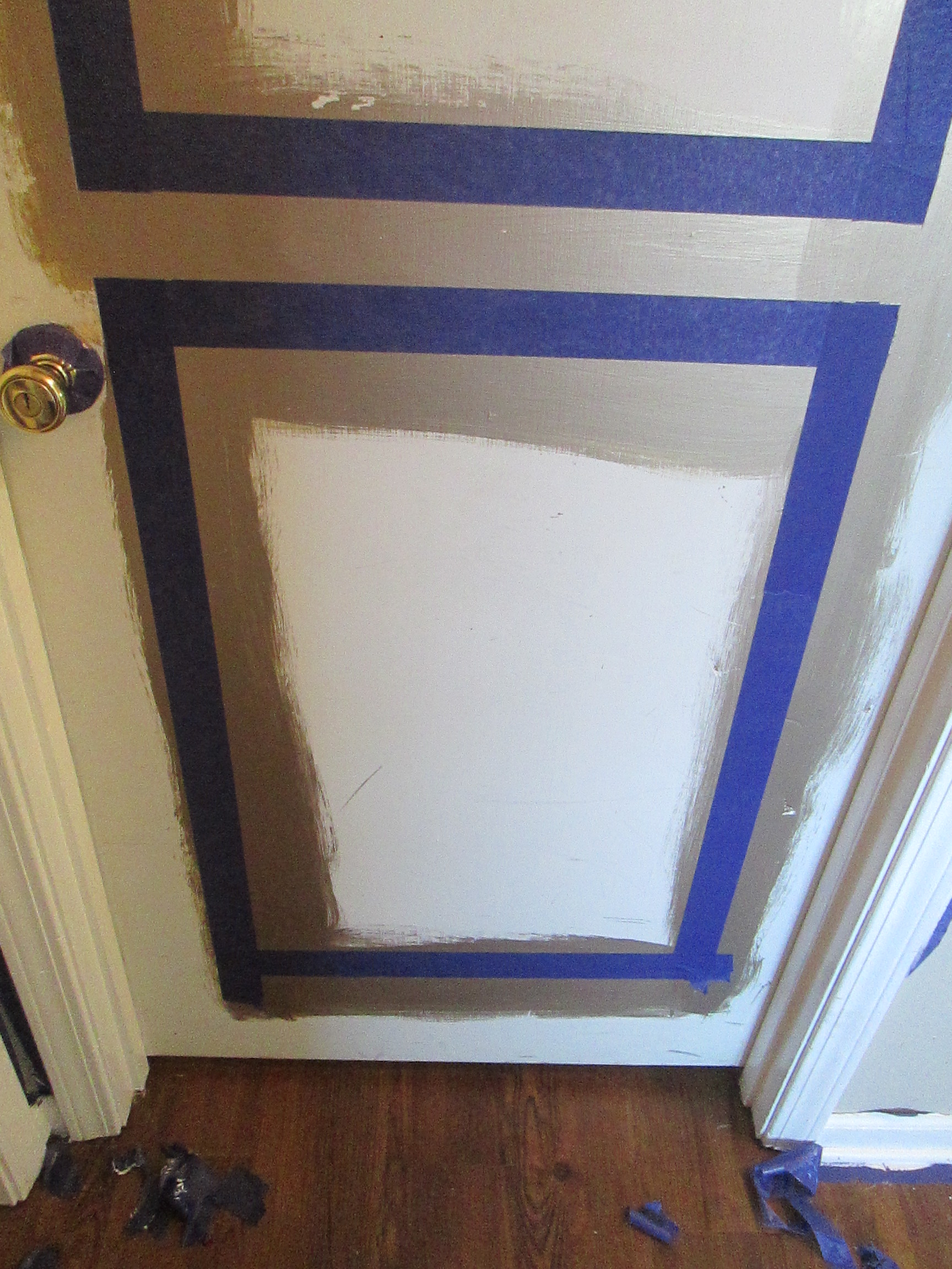 superb painting door panels awesome ideas